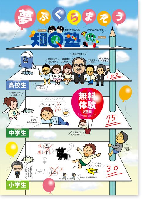 学習塾広告