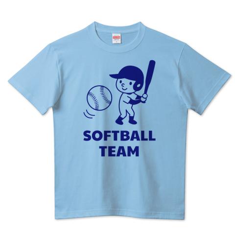 少年野球Tシャツ