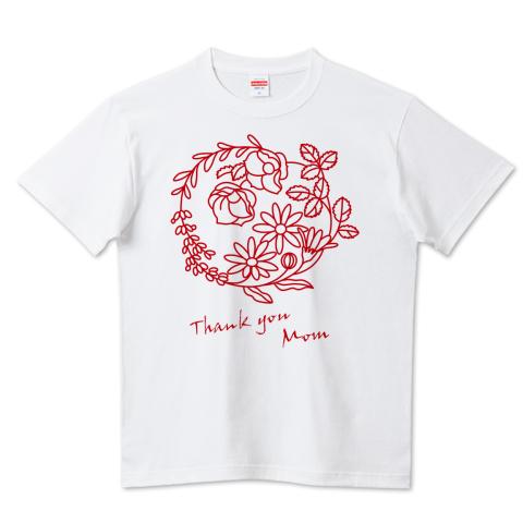 母の日Tシャツ